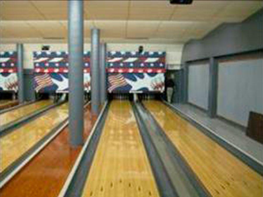 Building 7450 Bowling Center Renovation – Albany , GA