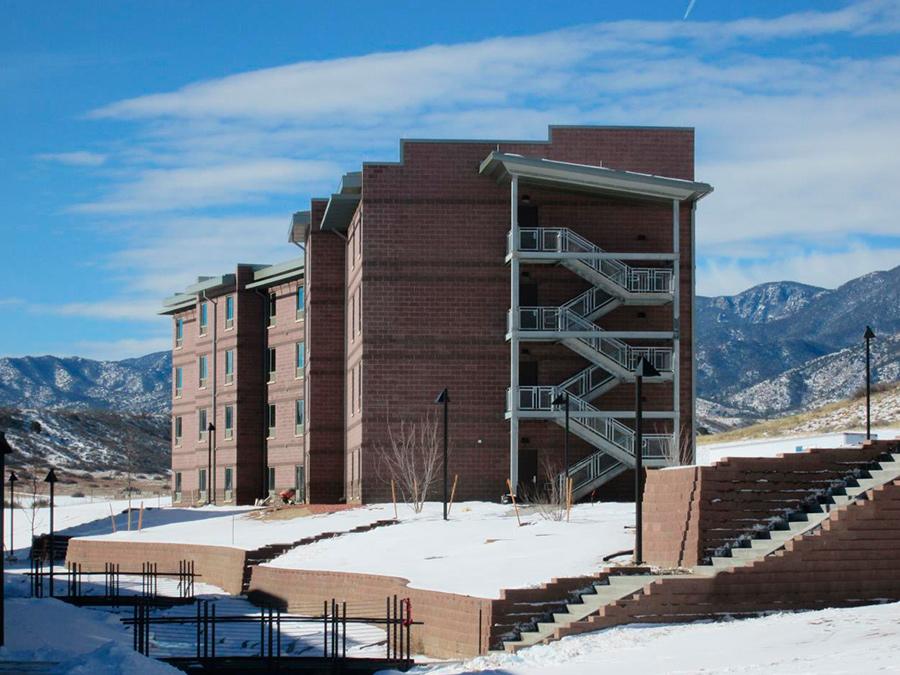 Training Center Complex Tcc For The Colorado National