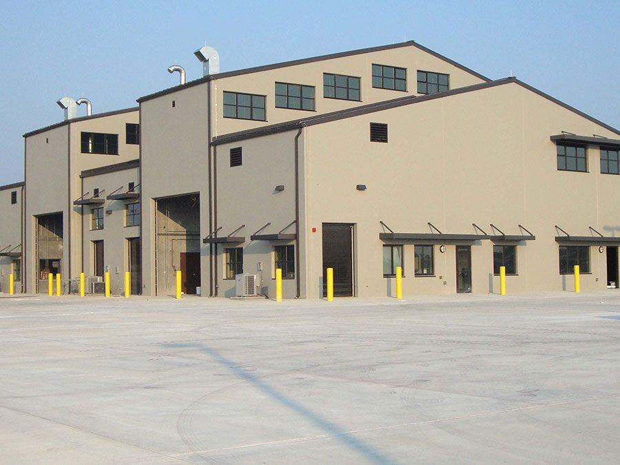 Battalion Equipment Maintenance Facility – Gulfport, Mississippi