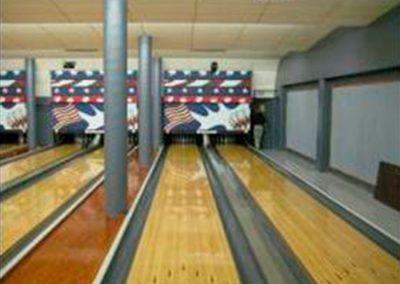 Building 7450 Bowling Center Renovation – Albany , GA